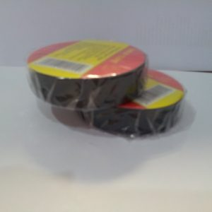 Electrical tape Adhesive Tapes black