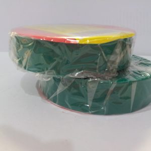 Electrical tape Adhesive Tapes green