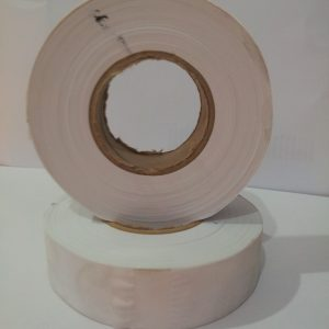 Flapping tape white