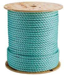 PP rope green 10mm