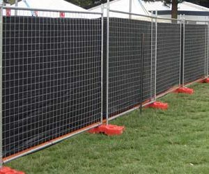 SITE SCREENING SHADE CLOTH